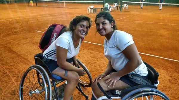Open Cañuelas, día 2: Moreno y Pralong, final argentina femenina
