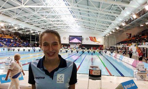 Natación adaptada: Pellitero, a los Juegos de Río
