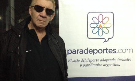 Domingo Latela, nuevo presidente del Comité Paralímpico Argentino