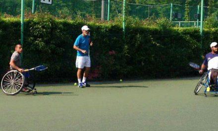 Tenis adaptado: Argentina va por el séptimo puesto mundial
