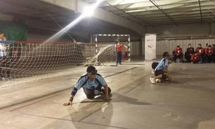 Goalball:Municipalidad de Lomas de Zamora debutó con un triunfo