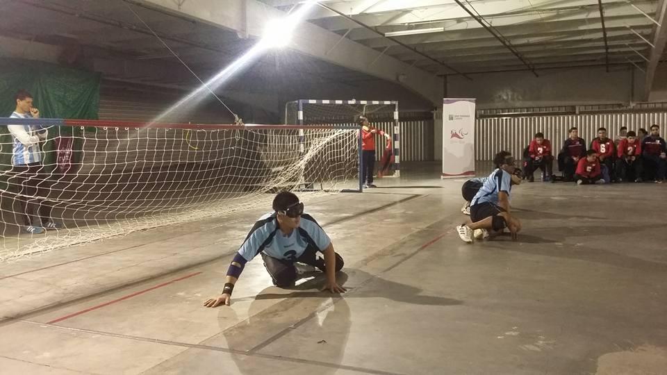 Goalball: Los Halcones festejaron en Catamarca