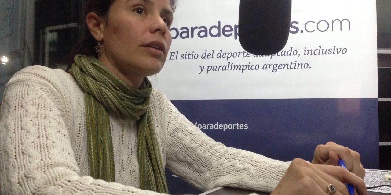 """Wanda Holtz en Paradeportes Radio: """"La creación del ENARD fue una buena decisión por el apoyo y la estructura"""""""