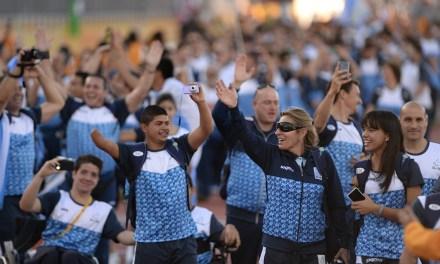 Juegos Paralímpicos Río 2016: definida la delegación argentina, con 85 atletas y 15 deportes