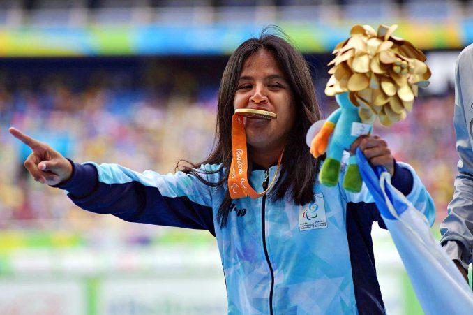 Yanina Martínez, emblema del atletismo argentino