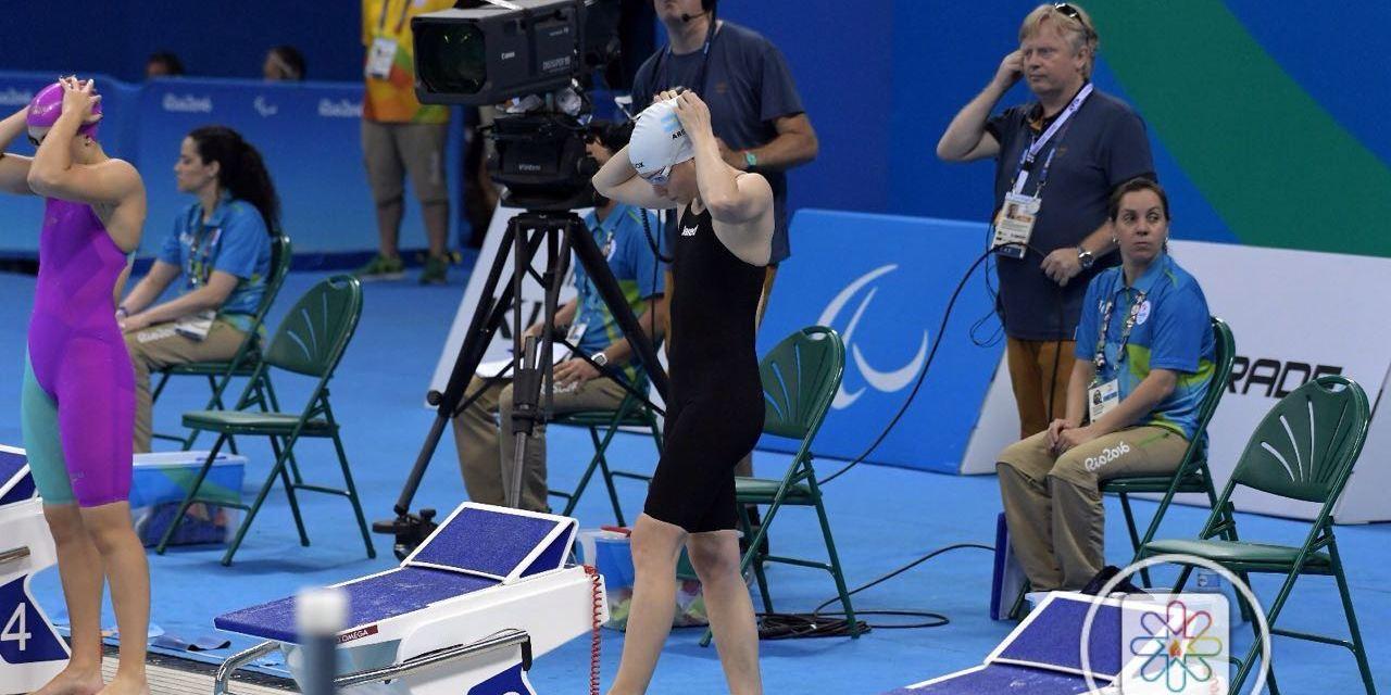 Natación: Moro rozó el bronce