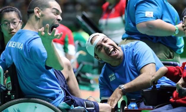 Boccia: Argentina perdió con Tailandia e irá por un histórico bronce