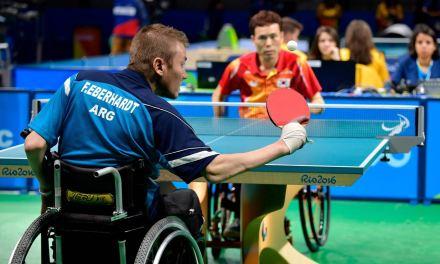 Tenis de mesa: Argentina dejó buenas señales en individuales