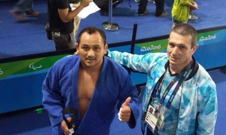 Con la derrota de Lencina, el judo se despidió de los Juegos