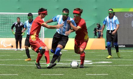 Fútbol 5: Los Murciélagos a semifinales vs Irán