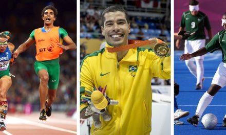 Talento brasileño x 3