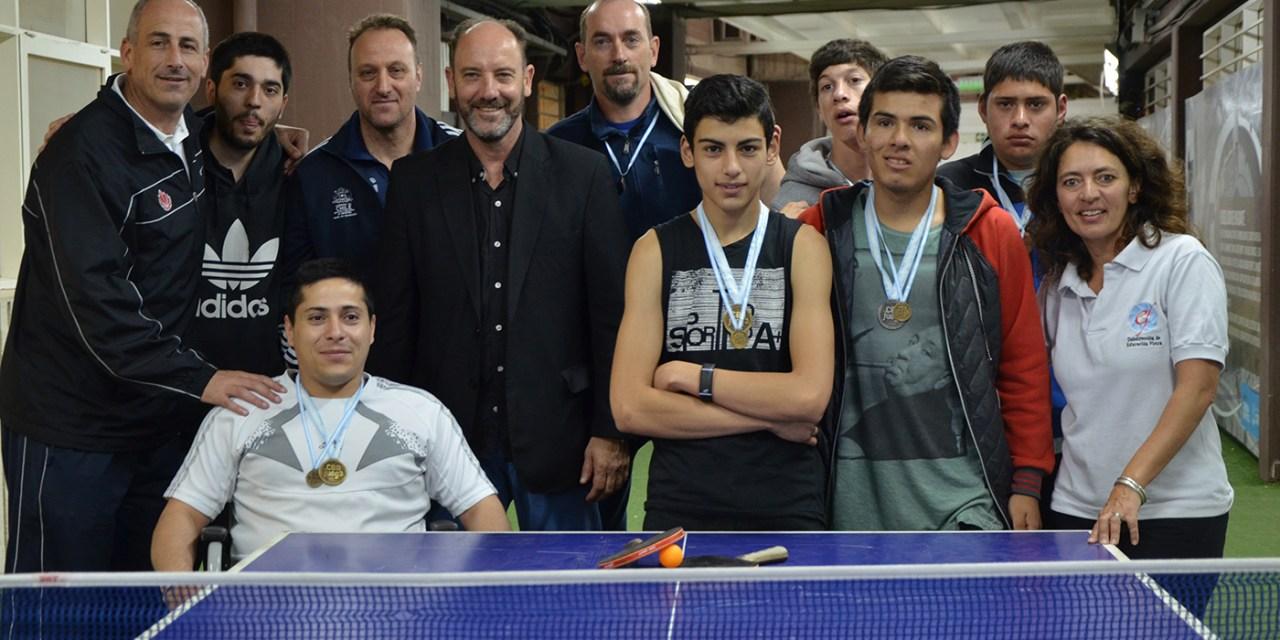 Córdoba ya tiene a sus representantes de deporte adaptado para los Juegos Evita