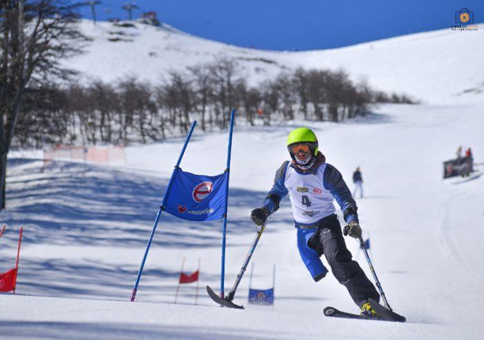 Esquí adaptado: se viene el Campeonato Argentino