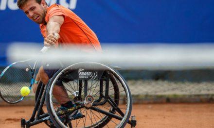 Tenis adaptado: tres subcampeones argentinos en Brasil