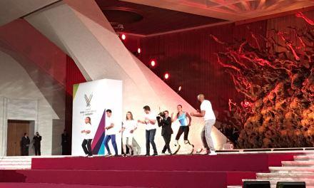 Boca participó de la 1° Conferencia Mundial sobre Fe y Deportes en el Vaticano, con espacio a paralímpicos