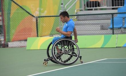 Tenis adaptado: tres argentinos, finalistas en Chile