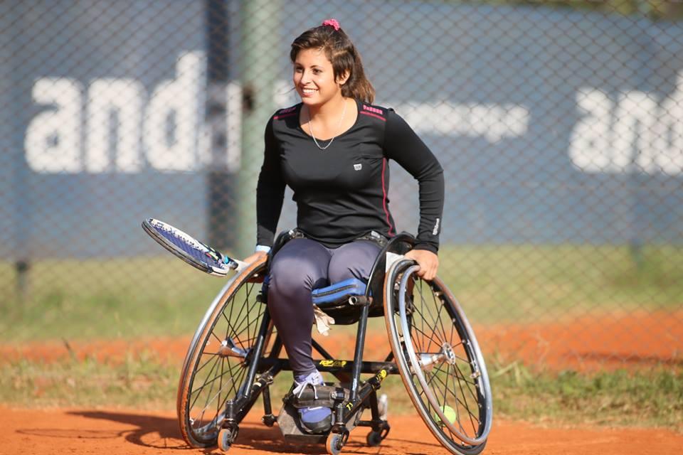 Tenis adaptado: Casco y Pralong, campeones en Chile