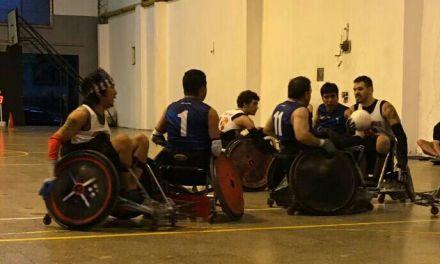 Quad Rugby: La Selección sufrió la potencia de Crusaders