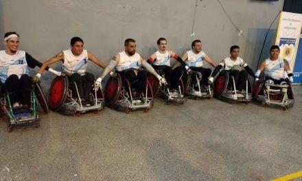 Quad Rugby: Crusaders fue más que Argentina en la final