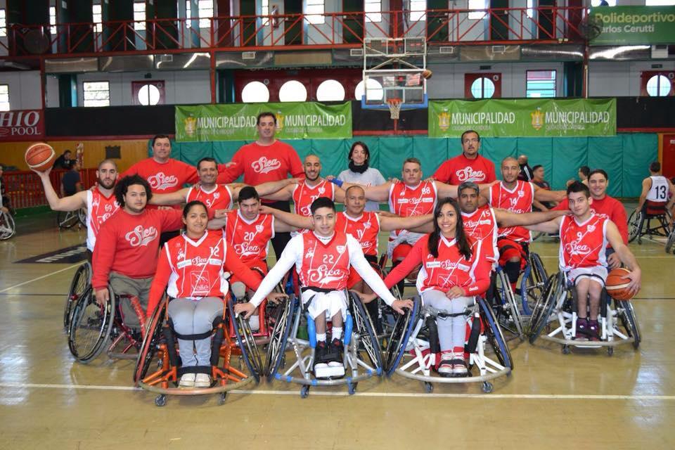 Básquet sobre silla de ruedas: SICA quiere meterse en la final