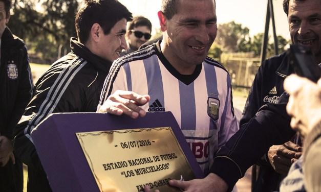 Este jueves se inaugura el nuevo estadio de Los Murciélagos