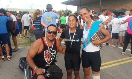 Remo: Mariana Gallo y Carlos Vysocki, campeones nacionales