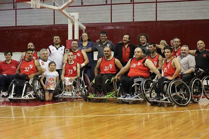 Básquet sobre silla de ruedas: River, finalista