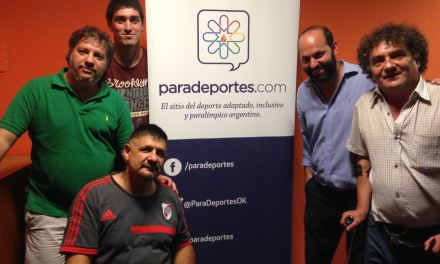 """Mario Reynoso en Paradeportes radio: """"Sea cual sea el campeón, será merecido"""""""