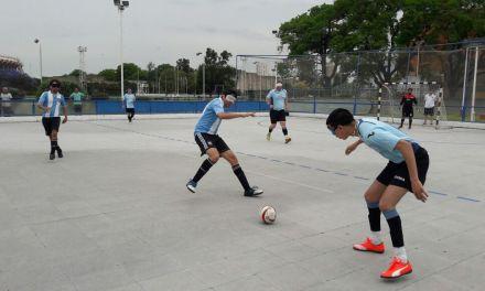 Fútbol para ciegos: La Selección Sub 23 ganó la Copa Desafío