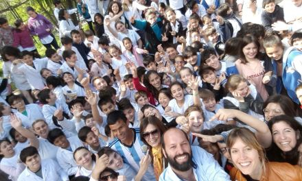 """Charla sobre """"Deporte adaptado e inclusión"""" para más de 200 alumnos de la escuela pública Adolfo Van Gelderen de Capital Federal"""