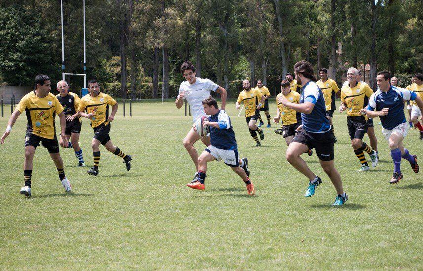 El rugby por la inclusión tuvo su fiesta