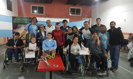 Se realizó con éxito el Torneo Nacional de pesas en Pinamar