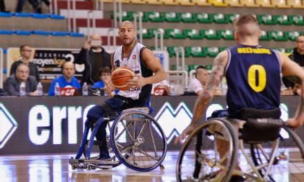 Básquet en silla de ruedas: Berdún sumó un nuevo título en Italia