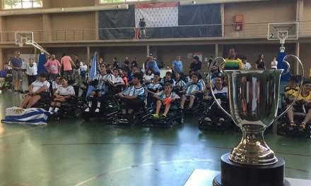 Powerchair football: Argentina, campeón sudamericano