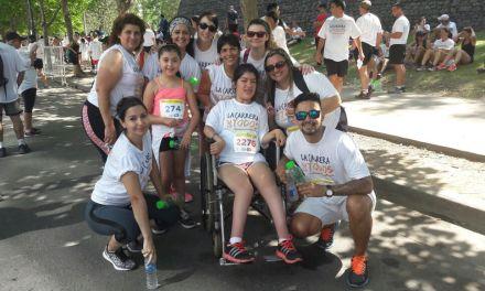 """En el Día de la Discapacidad, más de mil personas participaron de """"La carrera de todos"""""""