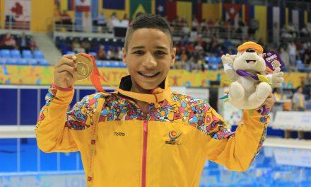 """Carlos Daniel Serrano en Paradeportes Radio: """"Quiero ser un Phelps del deporte paralímpico"""""""