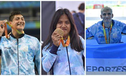 Yanina Martínez, Hernán Urra y Hernán Barreto, candidatos al Premio Olimpia