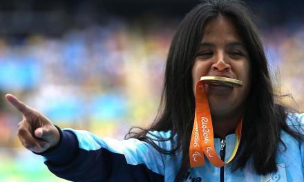 Yanina Martínez, entre los 50 personajes del año de La Nación