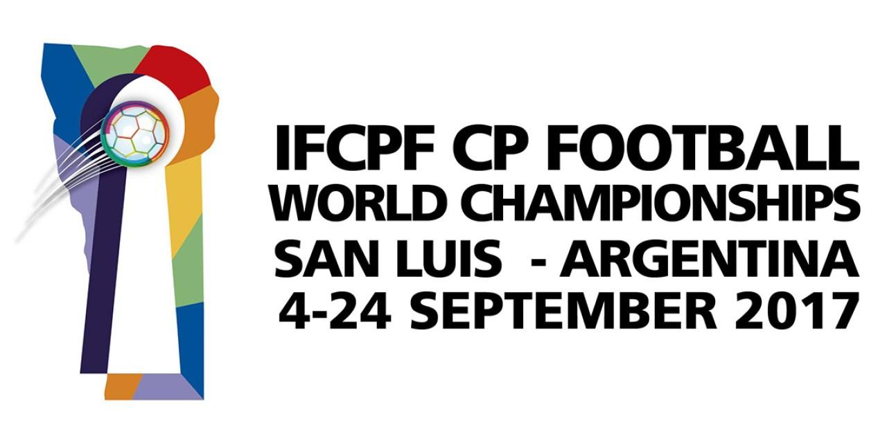 Fútbol 7: El Mundial de San Luis ya tiene su logo
