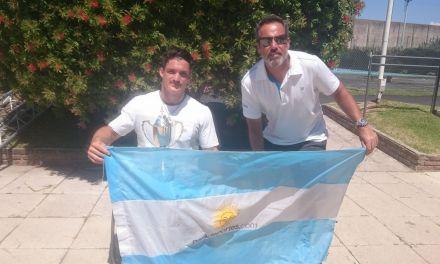 """Gustavo Fernández: """"Mi gran objetivo es  ser el número uno"""""""