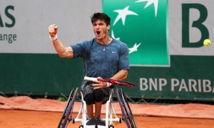 El Comité Paralímpico Internacional elogia a Gustavo Fernández
