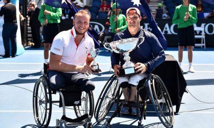 """Gustavo Fernández, campeón del Abierto de Australia: """"Otro día imborrable para mi carrera"""""""