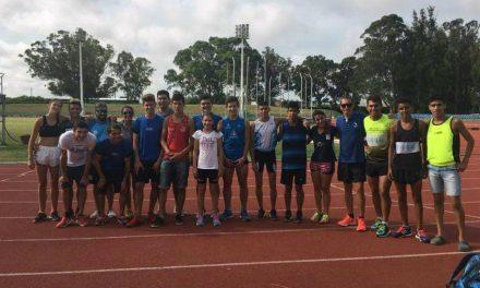 Atletismo: primera competencia del año en Mar del Plata