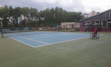 Tenis adaptado: Casco, Palacio, Moreno y Pralong avanzan en el Zúñiga