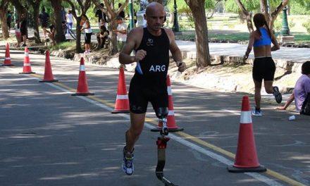 Paratriatlón: la Selección se prepara para el Parapanamericano
