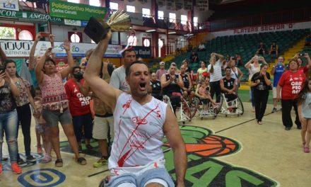 Básquet adaptado: se sortearon las zonas del Campeonato Nacional 2017