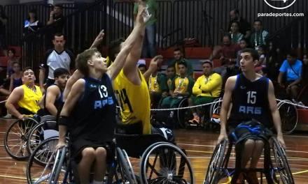 Básquet masculino: Argentina es de bronce