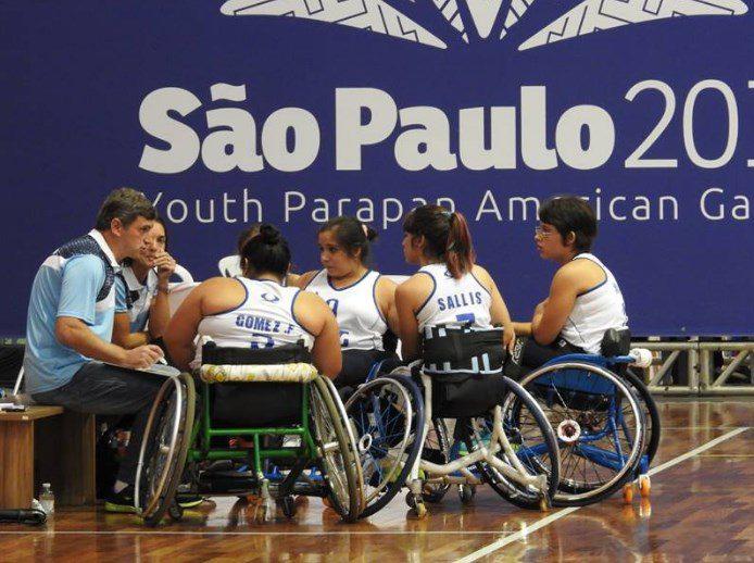 Básquet femenino: Argentina, finalista