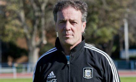 """Osvaldo Hernández: """"El fútbol 7 creció y seguirá creciendo en América"""""""