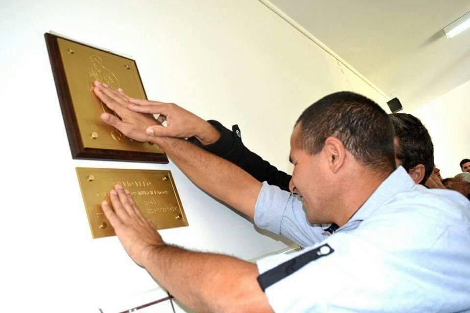 Silvio Velo recibió su homenaje en Rosell